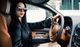 Hot girl Huyền Baby khoe siêu xe hạng sang 21 tỷ đồng
