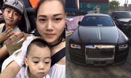 Chồng Phạm Ngọc Thạch mua xế sang chục tỷ đồng làm quà Trung thu
