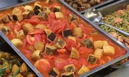 Bánh trung thu ế, sáng tạo thành món 'bánh trung thu sốt cà chua'