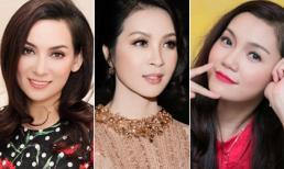 Ngọc Anh, Thanh Mai, Phi Nhung đã đẹp lên như thế đấy
