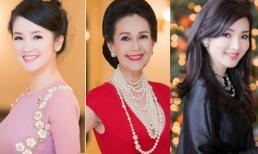 Bí quyết 'thần thánh trẻ mãi không già' của mỹ nhân Việt