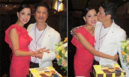 Nghi án vợ Dustin Nguyễn mang bầu lần 3