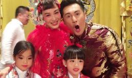 Sao nữ gốc Việt được người tình trẻ tổ chức sinh nhật theo phong cách kinh kịch