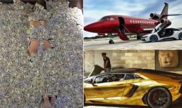 Hội con nhà giàu Singapore khoe cuộc sống 'ngập' trong tiền