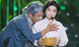 Xem lại tiết mục gây xúc động của Minh Thuận và con trai nuôi Anh Duy