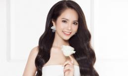 Ngỡ ngàng trước nhan sắc Dương Kim Ánh đẹp tinh khôi với váy trắng tóc dài