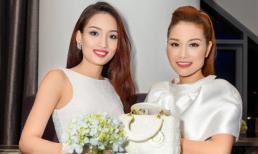 Trang phục cá tính, Xuân Nguyễn Khoe vẻ đẹp quý phái tại sự kiện