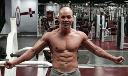 Phan Đình Tùng bất ngờ khoe thân hình 6 múi siêu chuẩn ở tuổi 41