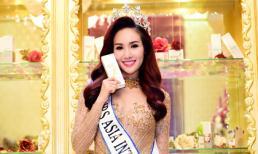 Hoa hậu quý bà Kim Nguyễn chia sẻ bí quyết đẹp mãi với thời gian
