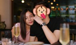 Văn Mai Hương đón sinh nhật muộn bên bạn trai 'giấu mặt'