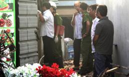 Cha chết trong tư thế che chở con trong đám cháy ở Sài Gòn