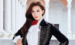 Vẻ đẹp đầy quyền lực của Lâm Chí Linh trên tạp chí