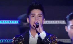 Phần biểu diễn đỉnh cao của Noo Phước Thịnh tại Asia Song Festival 2016