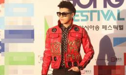 Noo Phước Thịnh đẹp trai ngời ngời như sao Hàn trên thảm đỏ 'Asia Song Festival'