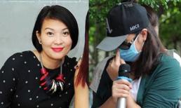 Trịnh Kim Chi tiết lộ nguyên nhân Minh Anh đeo khẩu trang 'kín mít' trong ngày giỗ Lê Công Tuấn Anh