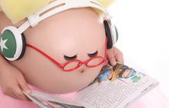 7 lợi ích của thai giáo giúp con thông minh từ trong bụng