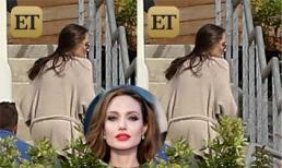 Angelina Jolie xuất hiện gầy gò vì giảm 4kg sau ly hôn