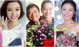 Sao Việt được tặng gì ngày Phụ nữ Việt Nam 20/10/2016?
