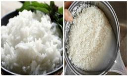 Thêm một muỗng dầu dừa vào nồi cơm khi nấu, công thức trị tiểu đường và béo phì