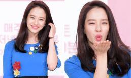 U40 Song Ji Hyo xinh đẹp, rạng rỡ tại sự kiện