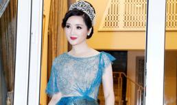 Hoa hậu Giáng My thay liền 3 bộ trang phục trong sự kiện