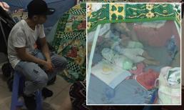 Bệnh viện quá tải, Khánh Thi 'xót ruột' khi Kubi cấp cứu phải nằm hành lang