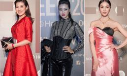Hoa hậu Đỗ Mỹ Linh cuối cùng đã chịu nổi loạn 'dập tắt nắng' dàn mỹ nhân Việt
