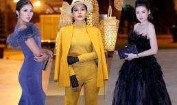 Dàn sao Việt đổ bộ thảm đỏ Vietnam International Fashion Week Thu Đông ngày 3