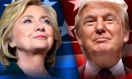 Trực tiếp kết quả bầu cử tổng thống Mỹ: Donald Trump đắc cử tổng thống thứ 45 của nước Mỹ