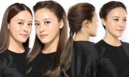 Cách tạo 4 kiểu tóc đài các vạn cô gái đều mơ