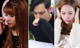 Chịu tổn thương vì bố mẹ ly hôn nhưng những sao Việt này vẫn phấn đấu thành danh