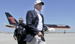 Cận cảnh chuyên cơ Boeing 100 triệu USD của Tổng thống Donald Trump