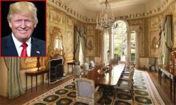 Ngắm những cơ ngơi cực kì xa hoa của Tổng thống Donald Trump