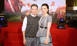 Á hậu Mai Phương Trang hội ngộ Đàm Vĩnh Hưng tại buổi công chiếu phim Sứ Mệnh Trái Tim