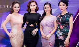 Lã Thanh Huyền đẹp mê hoặc, nổi bật giữa dàn mỹ nhân Việt
