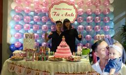 'Bà trùm Venus' Hạ Vy tổ chức tiệc sinh nhật hoành tráng cho con gái