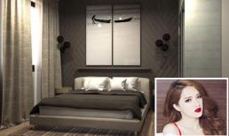 Ngắm phòng ngủ sang trọng, ấm cúng của ca sĩ Hương Giang idol