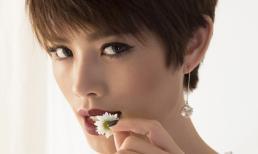 Thu Hiền đẹp lạ trong loạt ảnh mới