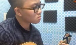 Thí sinh chuyển giới 'gây bão' Sing My Song tự đệm đàn, hát ca khúc do mình sáng tác