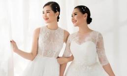 Vợ Duy Nhân 'đọ' nhan sắc xinh đẹp với vợ Huy Khánh