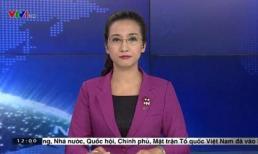BTV Vân Anh dẫn chương trình Thời sự bất ngờ xin nghỉ việc ở VTV