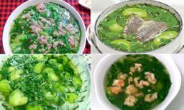 Những món ngon có thể nấu cùng rau đay