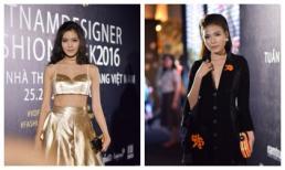 Dàn sao Việt hội ngộ tại đêm mở màn của Vietnam Designer Fashion Week 2016