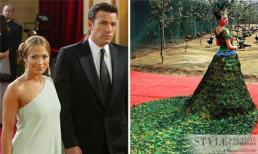 Váy cưới của mỹ nhân nào 'nặng đô' nhất thế giới?