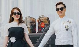 Khoảnh khắc ngọt ngào của MC Thành Trung và bạn gái
