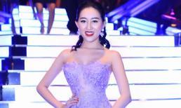 Hoa Hậu Huỳnh Thuý Anh khoe vẻ đẹp đốn tim hàng vạn người hâm mộ