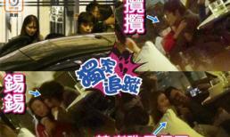 Chứng nào tật nấy, Lee Byung Hun vẫn ôm hôn gái lạ ngay trước mặt vợ
