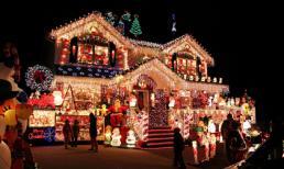 Cách trang trí hô biến căn nhà thành xứ sở thần tiên trong mùa giáng sinh