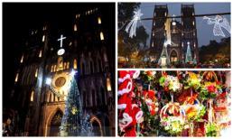 Những địa điểm chụp cây thông Noel tuyệt đỉnh tại Hà Nội