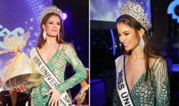 Nhan sắc đẹp rạng ngời của tân Hoa hậu Hoàn vũ Tây Ban Nha 2016